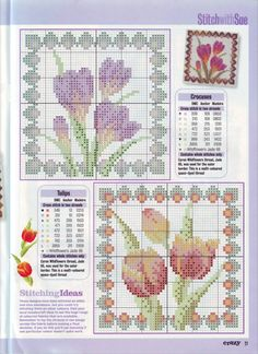 Gallery.ru / Фото #13 - Cross Stitch Crazy 005 март 2000 - tymannost