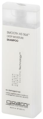 15 Sulfate-Free Shampoos Giovanni Smooth As Silk Deep Moisture Shampoo was early on the sulfate-free scene before others jumped on the bandwagon. It was one of the first that I tried. I still use this brand today.