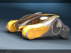 peugeot leon by schizobrutal.deviantart.com, future car, futuristic vehicle, concept car
