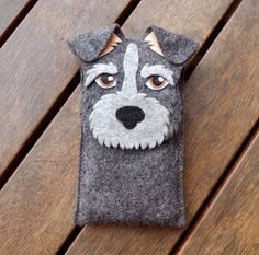 iPhone case Schnauzer
