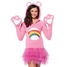 The Best Halloween Costumes For Kids by Age Group  Care Bears Cheer Bear Costume ($33, originally $49)