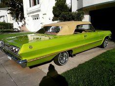 63 Chevy Impala Rag Low low.....