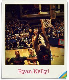 Ryan Kelly hitting a jumper!