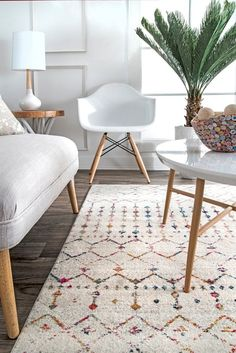 Rugs USA Bosphorus Moroccan Trellis Rug - come in white & grey, many sizes! Blue Carpet Bedroom, Living Room Carpet, Rugs In Living Room, Dining Rooms, Home Design, Design Design, Hallway Carpet Runners, Stair Runners, Trellis Rug