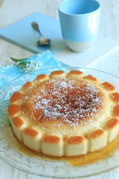 Flan coco ultra crémeux (sans lactose, sans gluten) – Best for You Sans Gluten Ni Lactose, Lactose Free, Dairy Free, Coconut Flan, Food Cakes, Cooking Time, Gluten Free Recipes, Vegan Recipes, Sweet Tooth