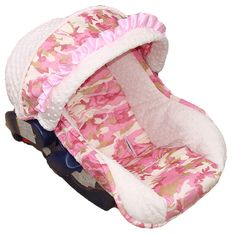Baby Cammie Car Seat Cover