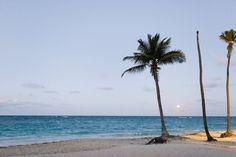 Our beach at Kukua Punta Cana, Dominican Republic| Photo by Karina Jensen Photography