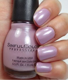Sinful Colors Rose Dust - Google Search