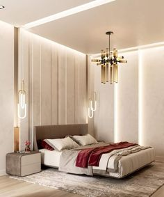Bedroom Design Ideas – Create Your Own Private Sanctuary Modern Luxury Bedroom, Luxury Bedroom Furniture, Luxury Rooms, Luxurious Bedrooms, Home Decor Bedroom, Modern Furniture, Luxury Bedding, 1960s Home Decor, Daybed Room