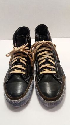 FRYE Greene Tall Lace Black Leather High Top Sneakers Men s Shoes Size 10.5   fashion  clothing  shoes  accessories  mensshoes  casualshoes (ebay link) 41a8cf6b3