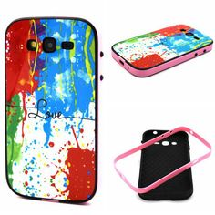 For Samsung galaxy grand Neo GT i9060 i9062 cases For samsung Galaxy Grand Duos case GT I9082 NEO Hybrid Cover phone