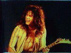 Eddie Van Halen 1977