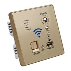 Optimal Shop Walls embedded wireless 3G AP Router Wireles... http://www.amazon.com/dp/B00LYZ6U68/ref=cm_sw_r_pi_dp_kLyjxb1S2WXTY