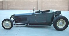 "1926 Ford ""Lakes Modified"" Roadster  Chassis:    Custom fabricated, featuring ¼…"