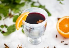 Pressure Cooker Mulled Red Wine - Mealthy.com