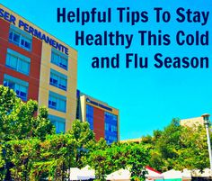 Did you know that every year we're up against over 200 cold and flu viruses? We've created helpful tips to stay healthy this cold and flu season!