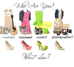 """""""Who?"""" by ekdianayu ❤ liked on Polyvore"""