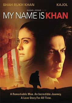 My Name is Khan - Rizwan, an Indian man with a unique way of looking at the world, moves to San Francisco and meets a vivacious single mother named Mandira. They form a special bond and fall in love against all odds, but fate and tragedy conspire to tear them apart. That's when Rizwan embarks on a remarkable journey across America to win back the love of his life.