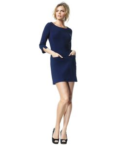 Miranda - navy - LaDress by Simone