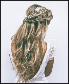 45 Best Wedding Hairstyles For Long Hair 2018  Wedding
