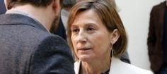 Diputats britànics acusen Rajoy de violar la llibertat d'expressió portant Forcadell als tribunals | VilaWeb