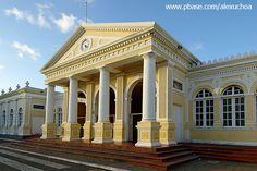 Estação ferroviária de Fortaleza, Ceará - BRASIL, um lugar no coração!