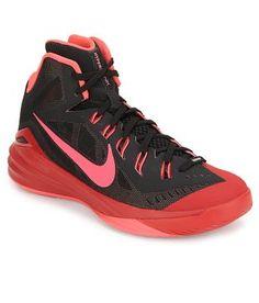 Nike Hyperdunk 2014 Black Sport Shoes