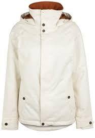 Image result for burton jacket white