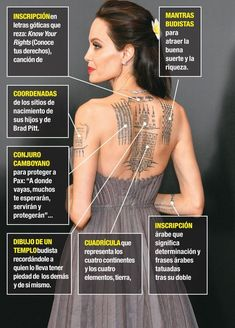 Thailand tattoo Angelina jolie tattoo Buddhist tattoo Celebrity tattoos Thai tattoo Yantra tattoo - Children of Brad Pitt and Angelina Jolie Hijos de Brad Pitt y Angelina Jolie Children of Brad - Tatouage Yantra, Tatuagem Sak Yant, Yantra Tattoo, Sak Yant Tattoo, Mandala Tattoo, Kanji Tattoo, Thai Tattoo, Khmer Tattoo, Cambodian Tattoo