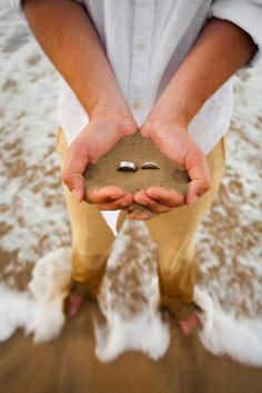 Creative beach wedding photography [ BookingEntertainment.com ] #photography #events #entertainment