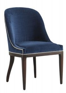Dining chairs - Mr. and Mrs. Howard for Sherrill Furniture - Maurice chair