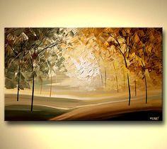 Tirages d'Art et l'Art contemporain sur toile par Mamadou - embelli et prêt à accrocher. L'impression est agrémentée par mes soins. Une fois l'impression est prête, ajouter quelques coups de couteau à améliorer son dynamisme et de l'air. Titre : « tranquillité ». Côtés peints en noir.