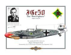 Bf 109G Hermann Graff