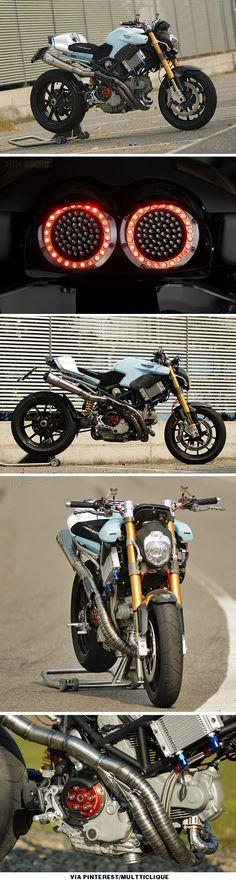 Ducati Multistrada 1000DS 2003 - overkill but awesome Ducati motorbike