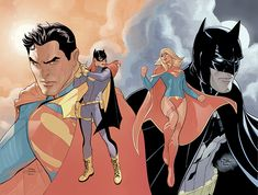 Batman VS Superman by TerryDodson.deviantart.com on @DeviantArt