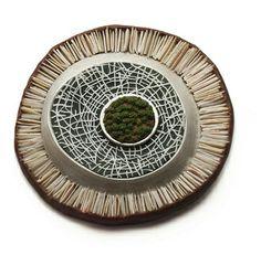 WEEK 8--BALANCE: SymmetryAssymmetry. SHOWCASE  Cynthia Toops - The Broken Telephone Project - silver, polymer clay