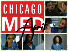 April ----- Nurse-----chicago med