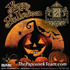 Have A Safe And Happy Halloween Everyone!