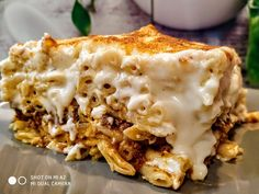 Lasagna, Feta, Macaroni And Cheese, Kai, Ethnic Recipes, Recipes, Mac And Cheese, Lasagne