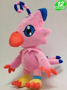 Digimon Adventure Piyomon Plush Doll DAPL8002