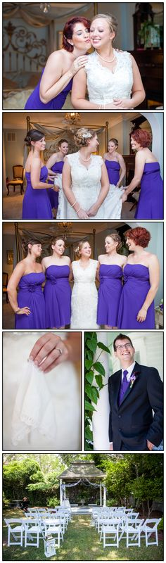 Kristi Midgette Photography www.kristimidgette.com 252-573-8229  Outer Banks Wedding at  The White Doe Inn in Manteo, NC