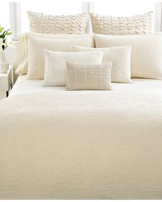 How To Dress A Bed, Beds Online, Pillow Sale, Bedding Shop, Contemporary Bedroom, Fashion Room, Bedroom Sets, Master Bedrooms, Bedding Collections