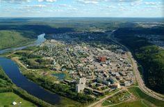 Fort McMurray in Alberta