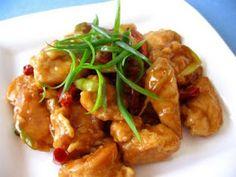 Chinese Food Recipes 中餐食谱: General Tso's Chicken Recipe