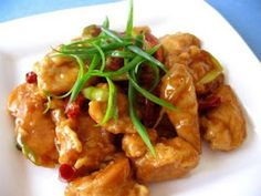 Chinese Food Recipes 中餐食谱: General Tso's Chicken Recipe