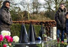 18-Jan-2014 17:33 - MOLUKKERS HERDENKEN TREINKAPING. Enkele tientallen nabestaanden hebben vandaag in het Drentse De Punt de zes Molukse treinkapers herdacht die in 1977 de dood vonden. Zij deden...