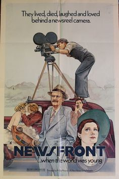 "Renew Gallery | ""Newsfront"" Movie Poster"