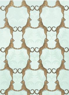 aqua-cheetah-wallpap