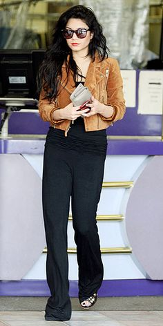 | Vanessa Hudgens .. she literally stole my style :P ...... I want her whole walking closet!