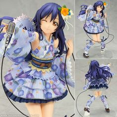 Mechanical Japan: Preview de la figura a escala 1/7 de Umi Sonoda de Love Live! School Idol Festival por Alter
